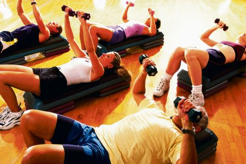 Fast fitness classes for the busy