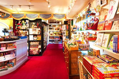 Say hello to the covent garden toy shop that's stealing the show