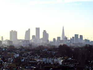 London's air quality