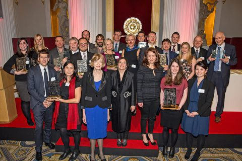 Reward for firms leading the way in environmentally-friendly operations