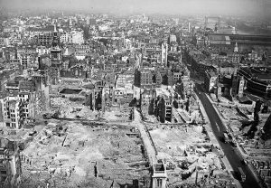 New exhibition documents devastation OF SECOND WORLD WAR