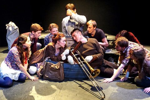 New play looks at war through love letters from the battlefront