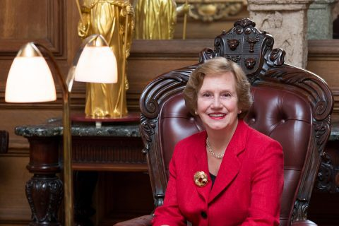 Goldsmiths' Company appoints first female Prime Warden in 700 years