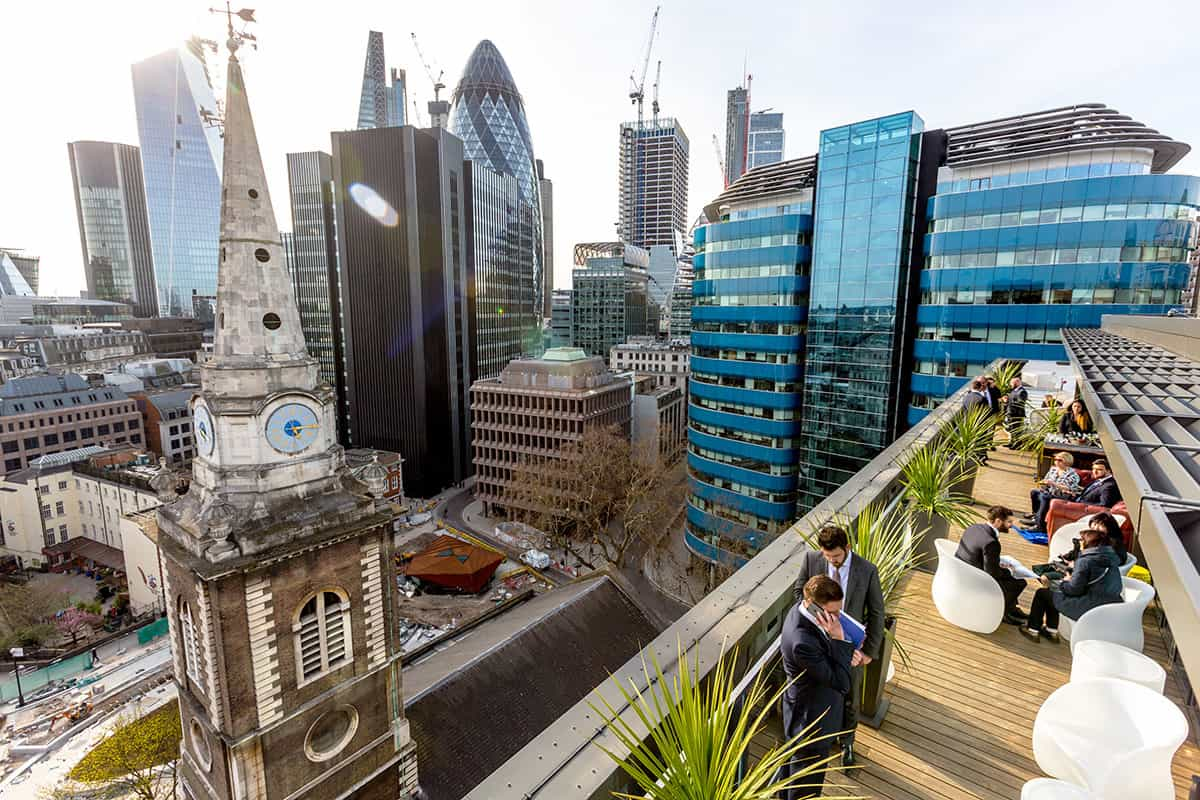 The best rooftop bars in the City of London - City Matters