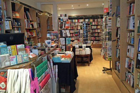 Brick Lane Bookshop preserves the East End's past