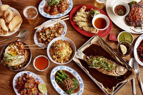 A new cross-cultural culinary mash-up arrives on Commercial Street