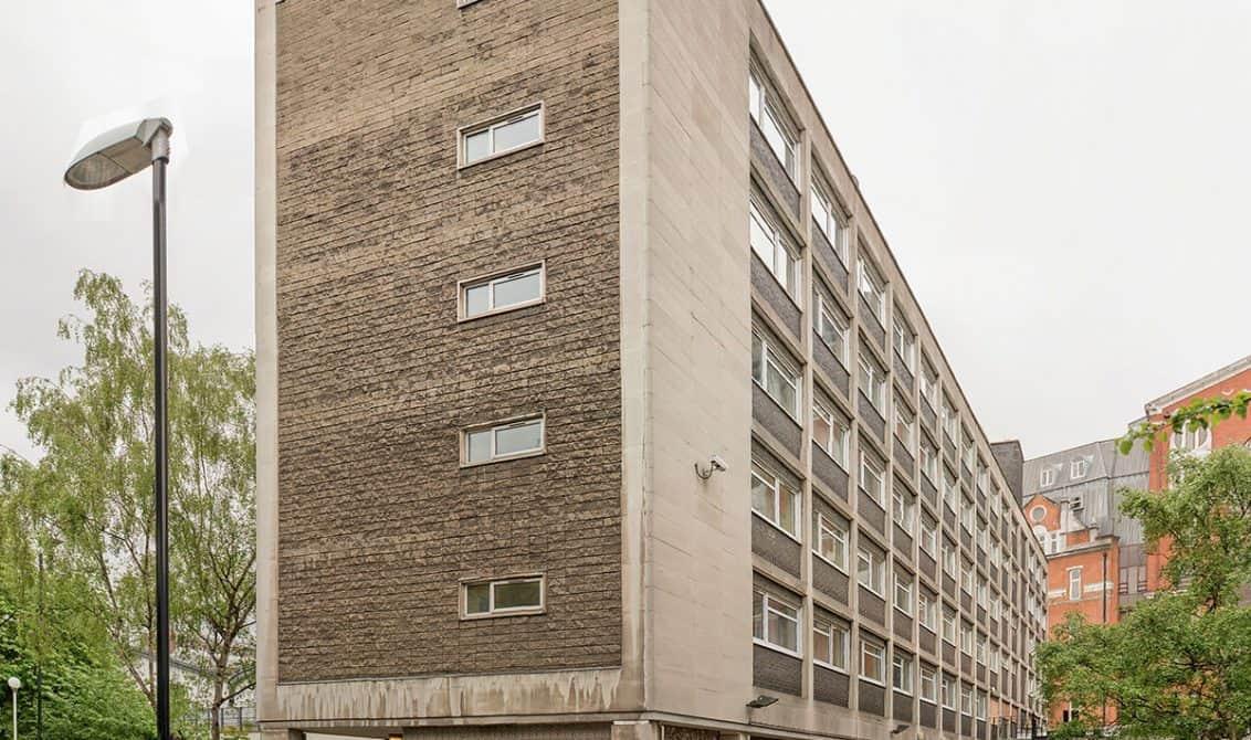current view: Bernard Morgan House