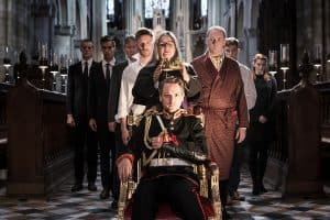 Theatre company GETS ready to take Richard III to church