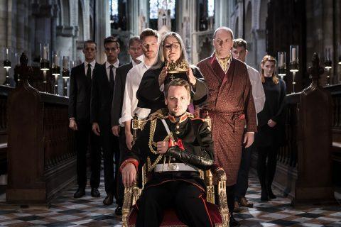 Theatre company GETS ready to take Richard III to church