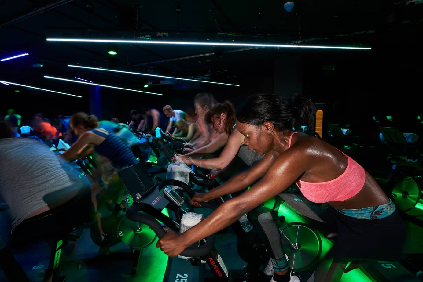 Watch Disco gyms set to hit UK video