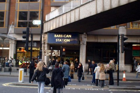Increases noise pollution from the Tube is making life unbearable for some Barbican residents.