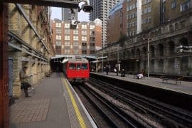 Increasing noise pollution from the London Underground is still making life unbearable for some Barbican residents.