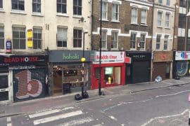 Massage parlour Health One has been shut down by Tower Hamlets