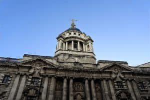 "Heating for the Old Bailey and St Paul's Cathedral could be provided by a pioneering ""combined heat and power"" plant based in the City."