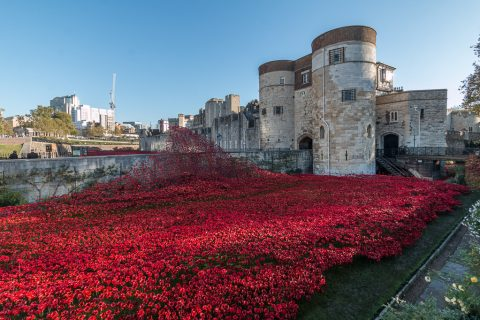 The new creation is set to be delivered by Tower of London poppies designer Tom Piper and his creative team