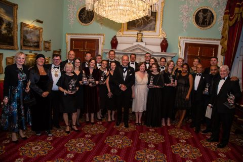 Firms championing diversity were met with roaring applause at this year's Dragon Awards, hosted by the Lord Mayor at Mansion House