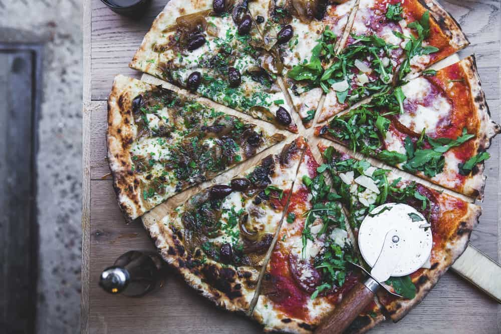 Slice As Nice Five Of The Best Pizzas In The City Of London