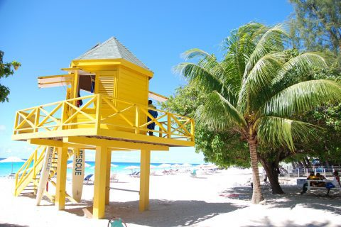 Barbados guide beaches