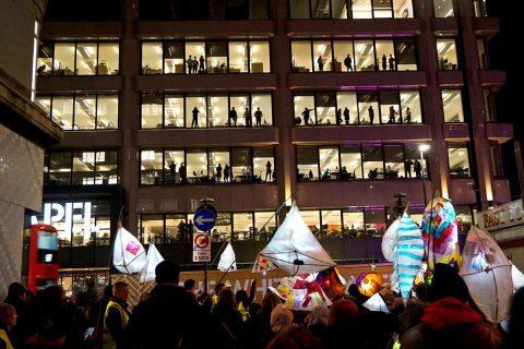 Aldgate Lantern Festival