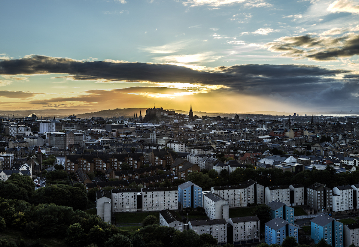 How To Make The Most Of Edinburgh In Winter City Matters