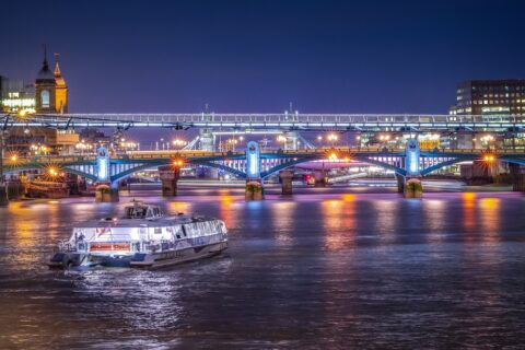 MBNA thames clippers london