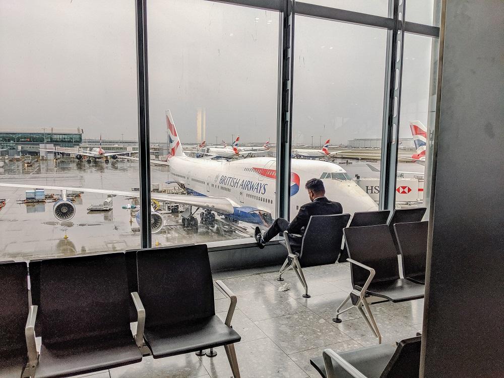 Heathrow travel chaos