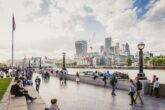 City of london river thames festival 2021