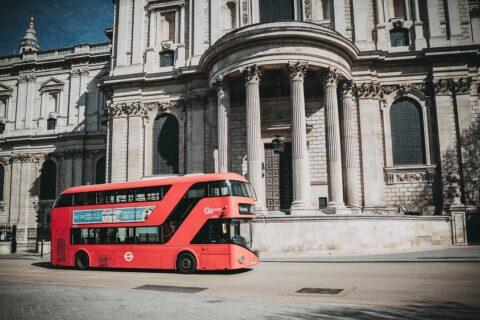 zero-emission TfL buses