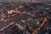 zero murders in london